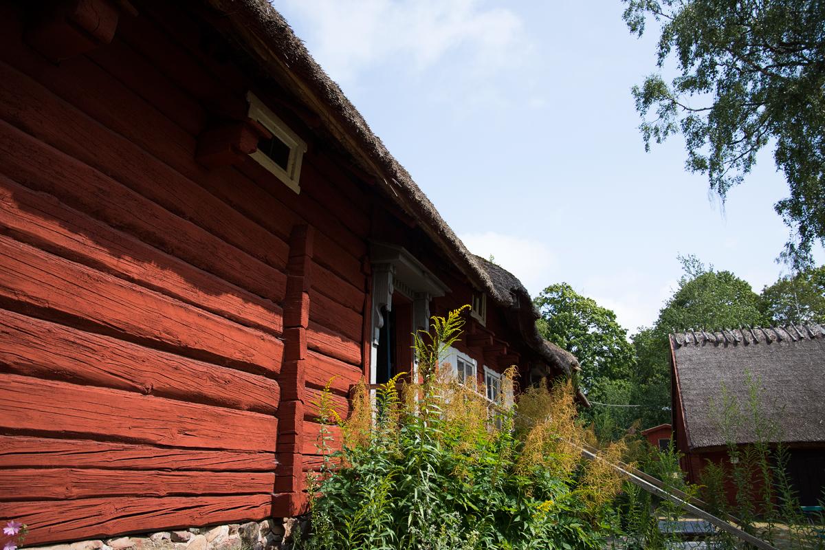 Museum i fria luften – Skansen och Hallandsmuseet